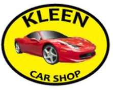 Kleen Car Shop Logo